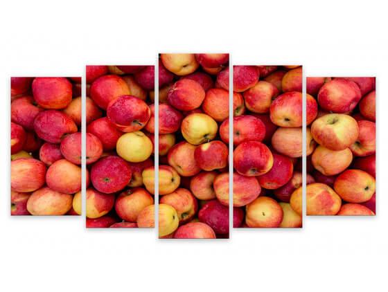 Tableau Les Pommes, 150x80cm