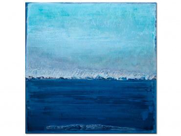 Tableau Abstrait Classic Blue Pantone