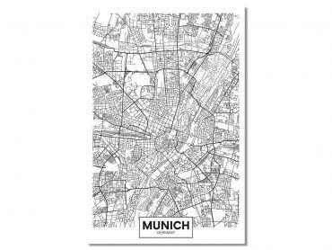 Tableau Deco Graphique Munich Germany