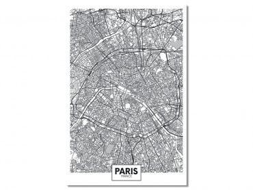 Tableau Deco Graphique Paris France