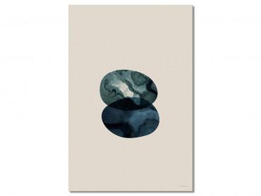 Tableau Deco Labradorite vertueuse