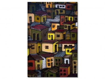 Tableau Deco Peinture Casa In Mexico