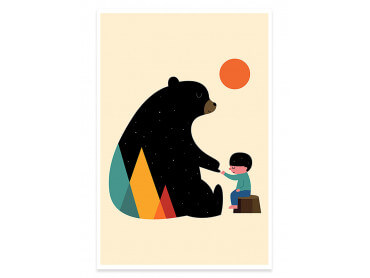 Affiche Enfant Promesse