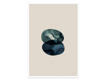 Affiche Deco Labradorite vertueuse