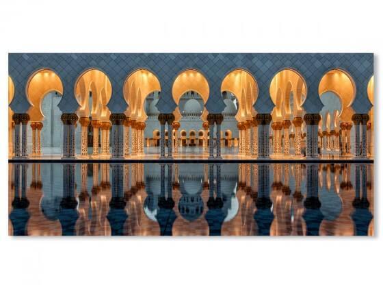 Tableau Architecture palais d'orient