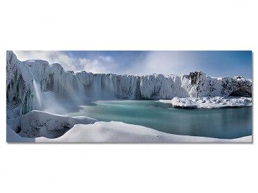Tableau Panoramique Iceberg