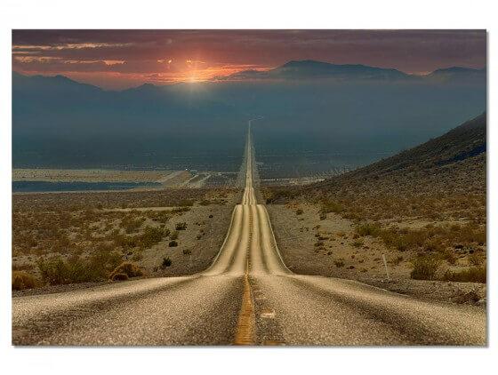 Tableau Paysage Roadtrip