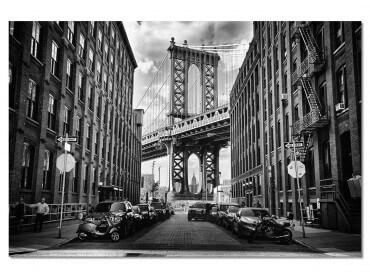 Tableau Deco dumbo brooklyn bridge