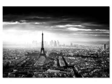 Tableau deco Lumière sur Paris