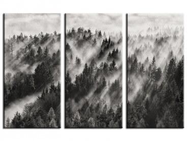 Tableau Paysage Rayons de lumière