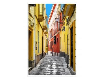 Affiche Deco Spain Street