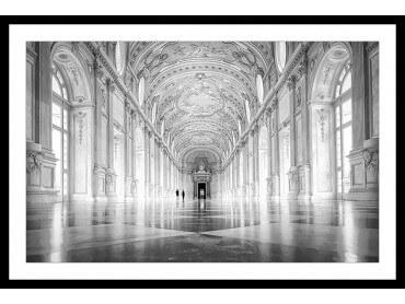 Affiche Photo d'art Galerie des glaces -