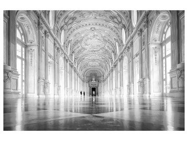 Affiche Photo d'art Galerie des glaces -