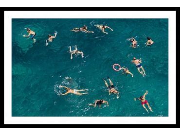 Affiche Deco Tous à l'eau!