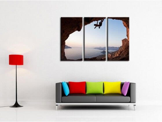 Tableau design photo escalade