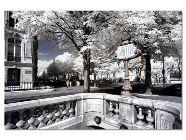 Tableau Photo Paris - Avenue Montaigne