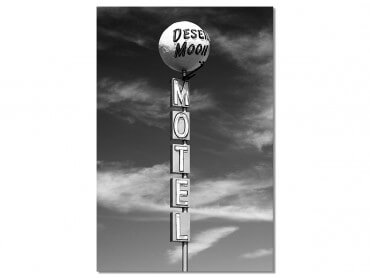 Tableau Photo Hotel Black Nevada