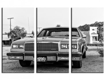Tableau Deco Voiture Buick USA 1