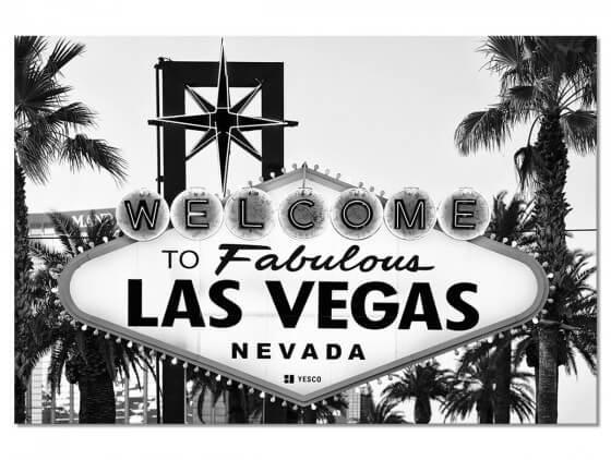 Tableau Vegas Black California