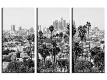 Tableau Deco L.A Black California