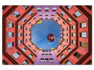 Tableau Deco Octogone à Berlin