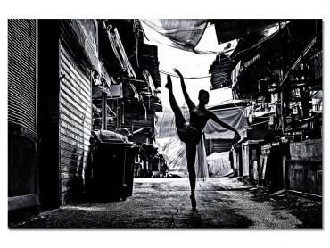Tableau Deco Danse de Rue