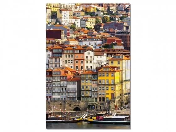 Tableau Photo Porto Rio Douro
