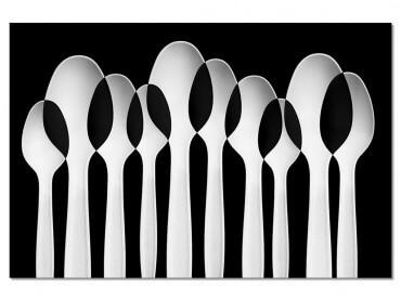 Tableau Cuisine Spoon Design