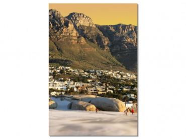 Tableau Photo Paradis sud Africain