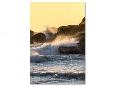 Tableau Photo Bruit de vagues