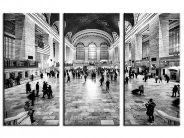 Tableau New York Grand Central Terminal