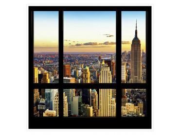 Affiche New York Gratte - Ciels
