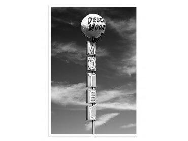 Affiche Photo Hotel Black Nevada