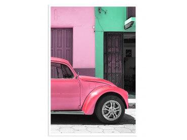 Affiche Photo Coccinelle Volkswagen