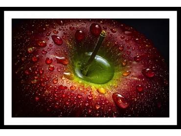 Affiche Cuisine Pomme Fraiche