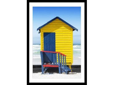 Affiche Photo Cabane du bout du monde