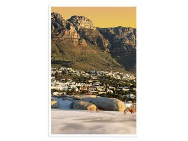 Affiche Photo Paradis sud Africain