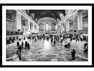Affiche New York Grand Central Terminal