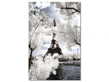 Tableau photo De l'autre côté de la Seine