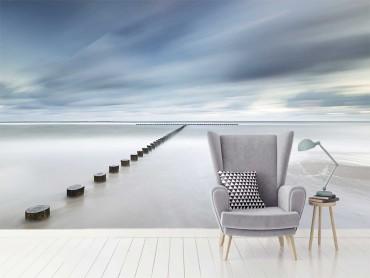 Papier Peint paysage Sous marin Papier Peint paysage Sentinelle des mers