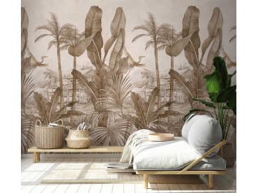 Papier peint jungle Bali