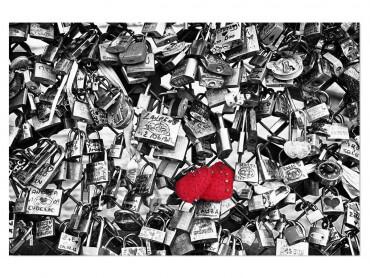 Tableau Paris Preuve d'amour