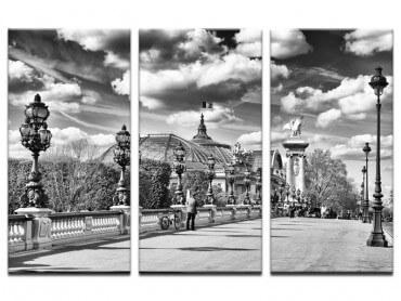 Tableau Paris Verrière du Grand Palais