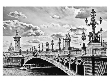 Tableau Paris Pont Alexandre III