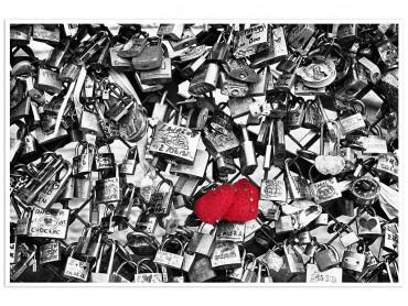 Affiche Paris Preuve d'amour