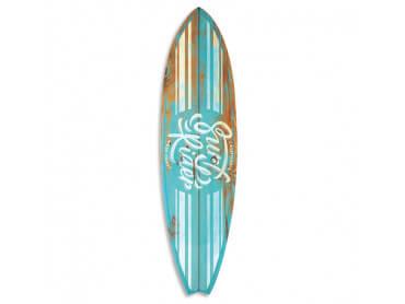 Planche Surf Blue California, 145x40 cm