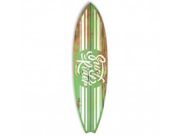Planche de Surf California 2, 145x40 cm