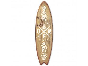 Planche de Surf Big Wave, 145x40 cm