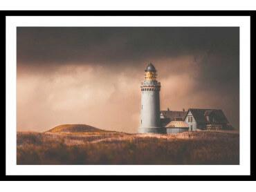 Affiche paysage Sentinelle des mers