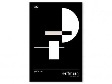 Tableau déco exposition hoffmann